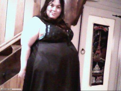 moi enceinte de 38 semaines