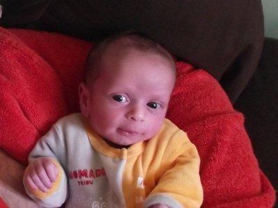 mon fils qui souri je t aime mon chtit raclo