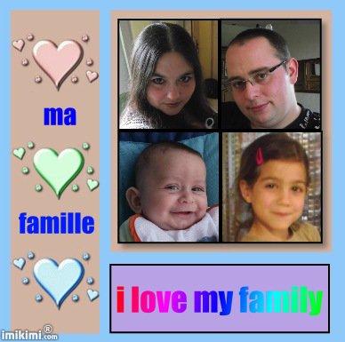 notre famille de l amour