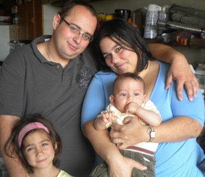ma famille d amour pour les 6 mois de notre fils manolo jvm