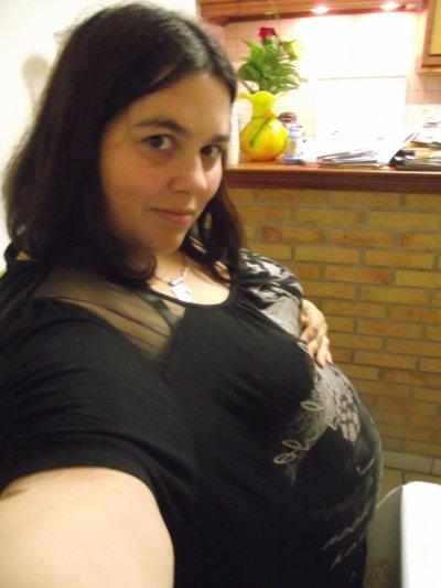 moi a 7 mois de grossesse - 2j