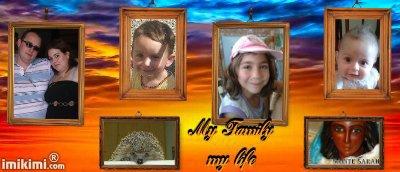 ma famille testimi