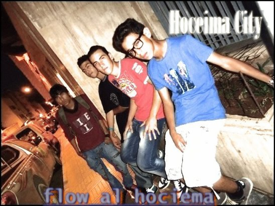 flow hociema city (moroco)