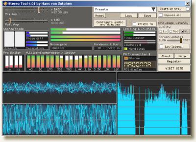 Resumo de Processamento do som