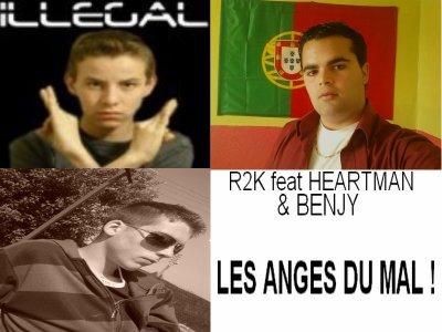 R2K feat HEARTMAN & BENJY