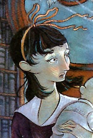 Violette Baudelaire .