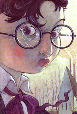 Klaus Baudelaire .