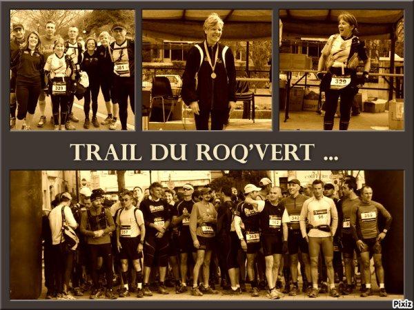 Le trail du Roq'Vert