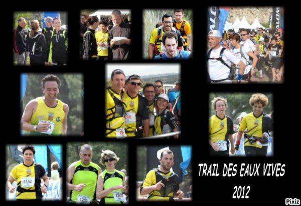 TEV, Trail des Eaux Vives
