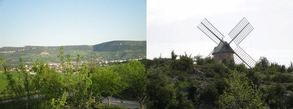 Viaduc de Millau, entre ciel et terre !