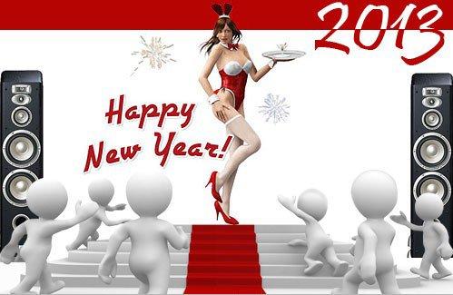 2013 est là!!!