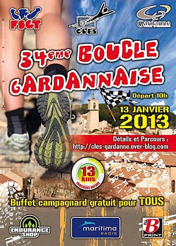 La Gardannaise 2013