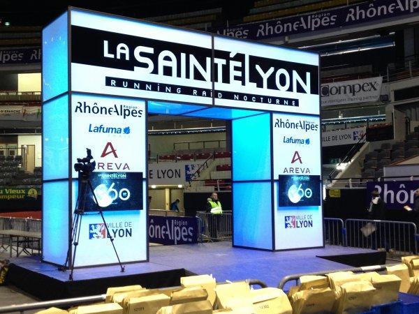 LA SAINTELYON 2013
