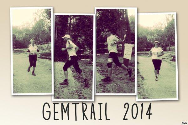 1ère Edition GEMTRAIL à Gémenos.