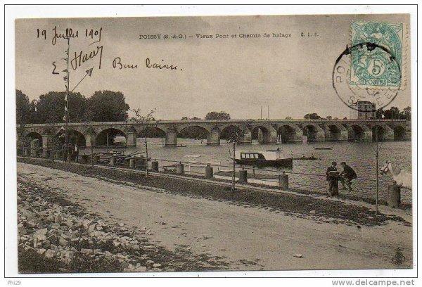 Un Fleuve , La Seine