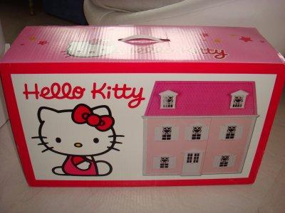 La structure de la maison hello kitty hellovivi67 - La maison de hello kitty ...