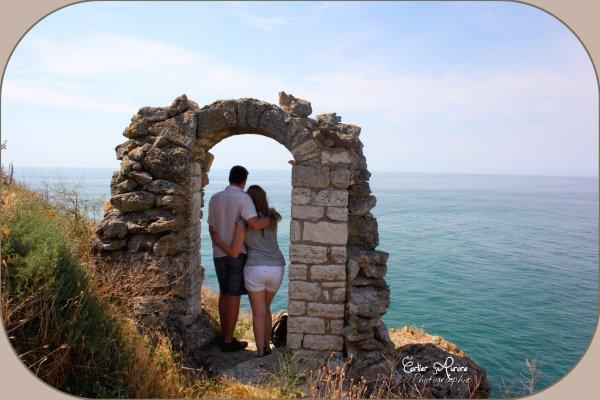 L'arche du Cap Kaliakra