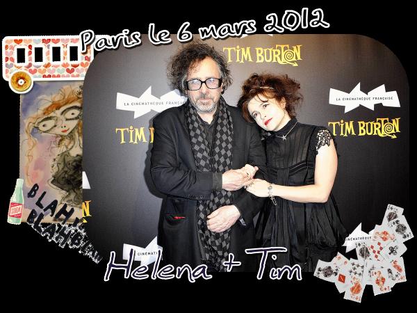 05/03/2012 Cinémathèque avec Tim Burton...