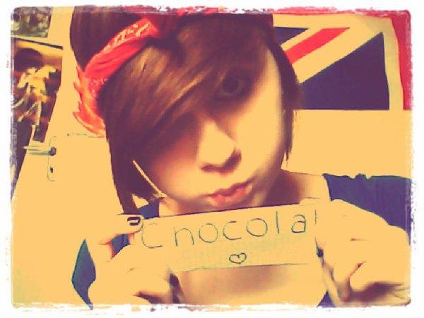 I LOVE CHOCOLAT *o*