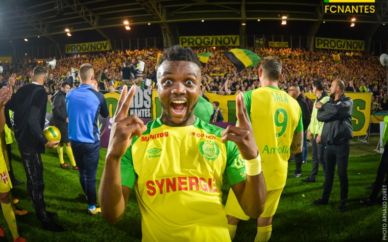 Maillot Coulibaly