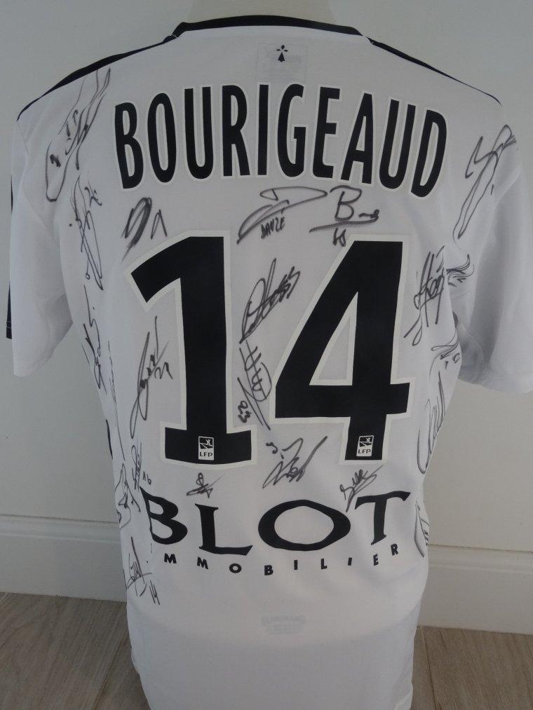 Maillot Bourigeaud