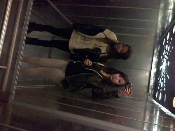 Laura & Gaelle