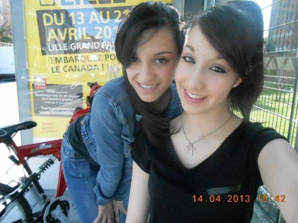 Sofia & Gaelle :D