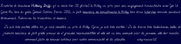 Miley se rendant chez Panera Bread hier (18 février), sous la pluie .