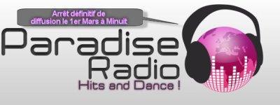 Le site ParadiseRadio