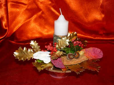D coration de table pour no l cr ations serviettes - Decoration pour table de noel ...