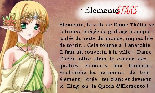 ElementoStars ~ Commentaires ici