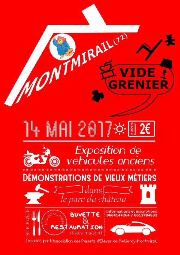 Métiers d'art à Montmirail Dimanche 14 mai 2017