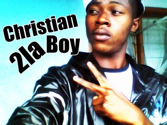 CHRISTIAN 2LA BOY