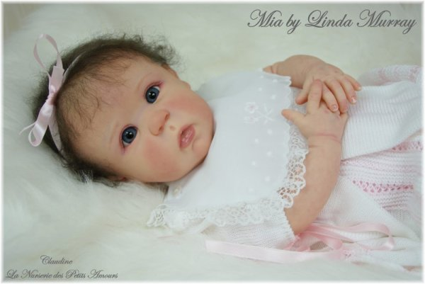 TODDLER , MIA DE LINDA MURRAY , ADOPTEE