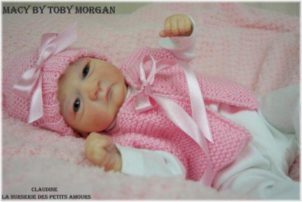 PREMA -  MACY DE TOBY MORGAN N° 172/200 , VENDU ( USA )