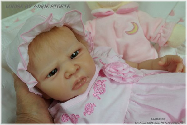 LOUISE DE ADRIE STOETE , EDITION SPECIALE , ADOPTEE