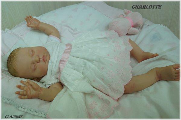 CHARLOTTE DE PING LAU CREE SUR COMMANDE