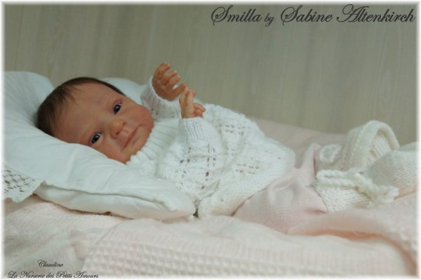 SMILLA DE SABINE ALTENKIRCH ADOPTEE ( USA )