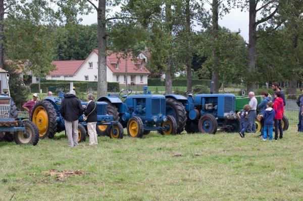 exposition miniatures agricoles et tracteur a Machiel 80150