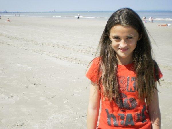 moi a la plage le 01  08   2011