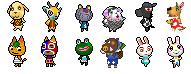 Mon jeu Animal Crossing Happy Home Designer