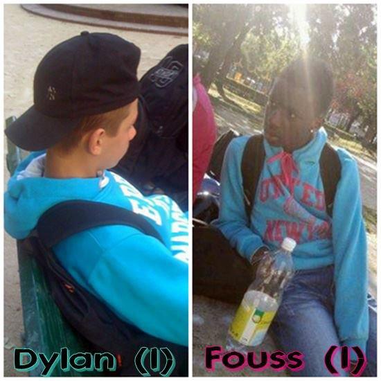 MsGards Sur &p8 Cst Tout . <3 Benjamin <3 ;  Ulcrich <3 ; Ayoub <3 ; Dylan <3 & Fousseny <3 ; Edouardo <3 ; Sofiane <3 .