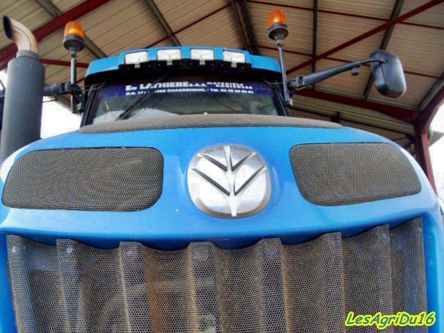 New Holland T8020 Vous En Pensez Quoi ?