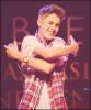 Chapter Twenty-three, Season Two : « Merci beaucoup pour tous ce que t'as fait pour Justin. C'est grâce à toi qu'il est heureux mais maintenant je me demande comme il va faire. Enfin toi, c'était la même chose. Il te rendait heureux mais bon, il ne te mérite pas, la preuve, il t'a laissée partir. »