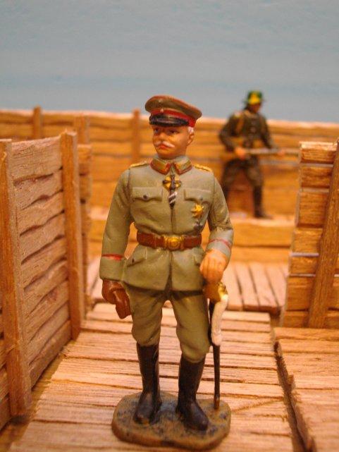 général allemand 1916
