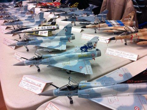 visite de expo sur BA 103 a Escaudoeuvres