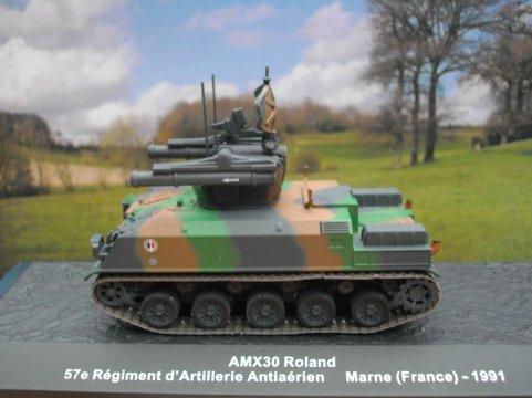 char  moderne français au 72 éme