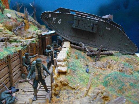 bataille de cambrai 1917