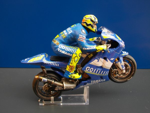 Valentino Rossi sur 500 YZR-M1 (2005)