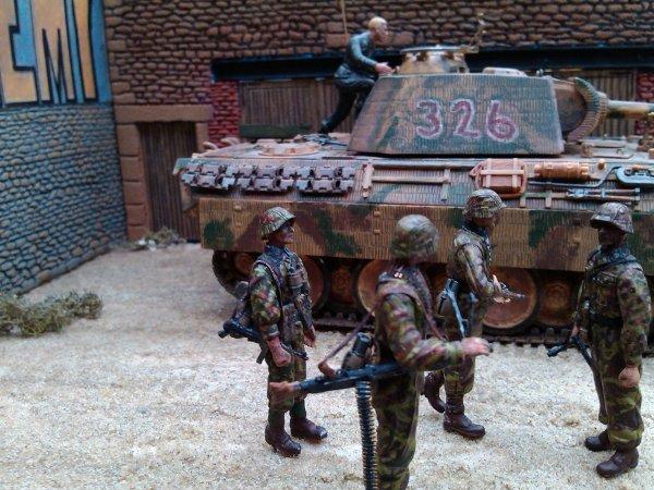 12eme panzer division normandie 1944